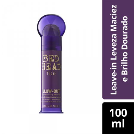 BED HEAD CREME BLOW OUT SHINE 100ML