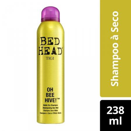 BED HEAD SHAMPOO SECO OH BEE HIVE MATTE  238ML