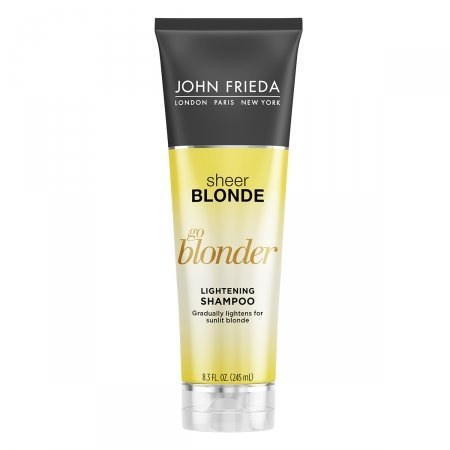 Shampoo Clareador John Frieda Sheer Blonde Go Blonder