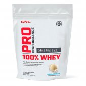 100% Whey GNC Pro Performance Sabor Vanilla Cream