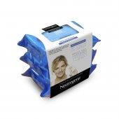 Kit Lenços de Limpeza Facial e Demaquilante Neutrogena Deep Claen