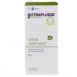 Creme Hidratante Corporal Galderma Nutraplus Pele Extrasseca 20% com 60g