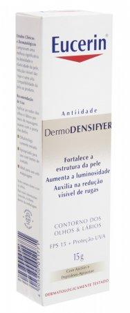 Creme Anti Idade Dermodensifyer Área do Olhos com Proteção Uva + Uvb Fps15