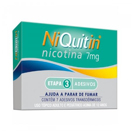 NiQuitin 7 mg