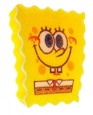 Esponja para Banho Ponjita Kids Bob Esponja 1 unidade | Drogasil