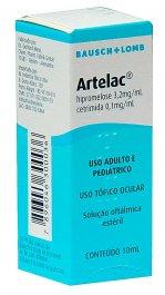 Colírio Artelac com 10ml