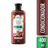 Condicionador Herbal Essences Bio:Renew Vitamina E e Manteiga de Cacau