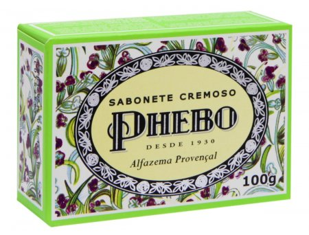 Sabonete Phebo Alfazema