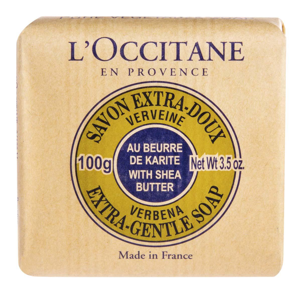 Sabonete Karité Verbena L'Occitane en Provence 100 g