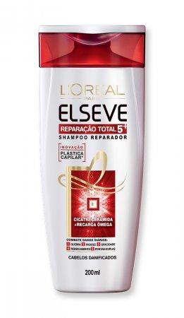 Shampoo Elseve Reparação Total 5