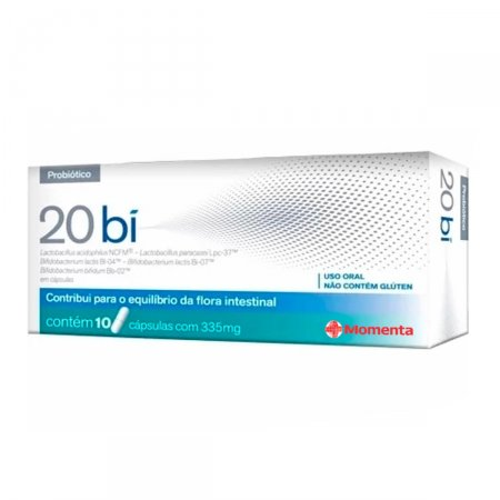 Regulador Intestinal 20 Bi