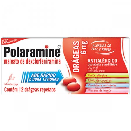 Polaramine 6mg