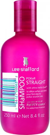 LEE STAFFORD SHAMPOO POKER STRAIGHT 250 ML