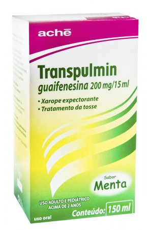 Transpulmin 200mg/15ml