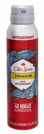 Desodorante Spray Old Spice Pegador 150 ml   Drogasil