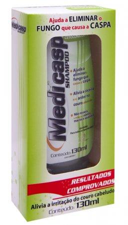 Shampoo Medicasp