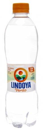 Água Mineral Lindoya Verão Com Gás com 510ml