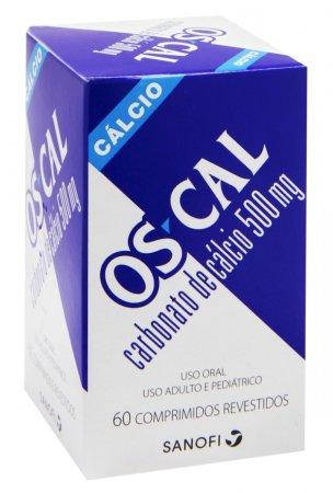 Oscal 500 mg
