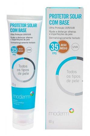 Protetor Solar Galderma Moderm FPS35