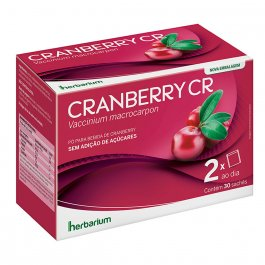 Cranberry CR 400mg com 30 sachês