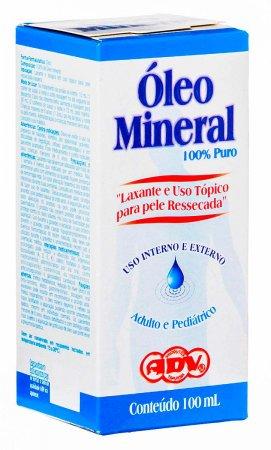 Óleo Mineral