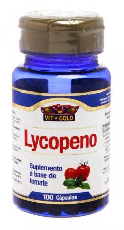 LICOPENE VIT GOLD SOFT GEL COM 100