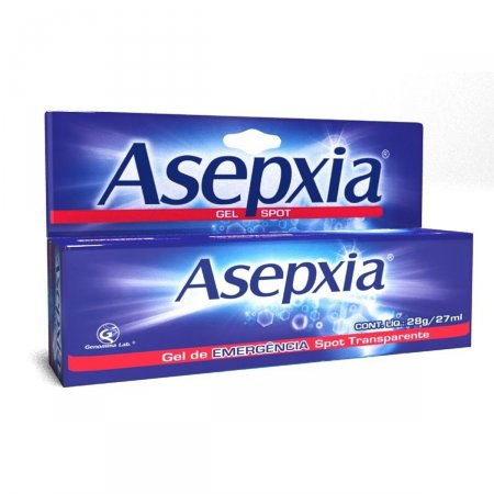 ASEPXIA GEL FACIAL CAMUFLAGEM 28G