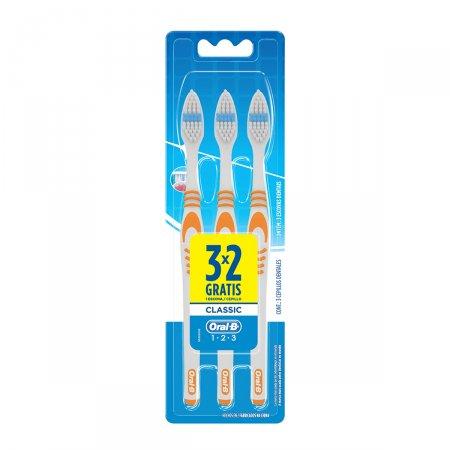 Escova Dental Oral B Classic Macia N°40
