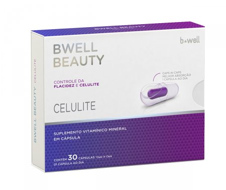 B-WELL BEAUTY CELULITE 30 CAPSULAS