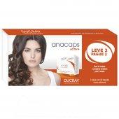Suplemento de Vitaminas e Minerais Ducray Anacaps Activ+