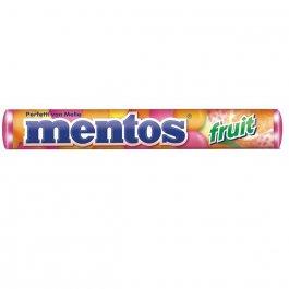 MENTOS BALA STICK FRUIT 38G