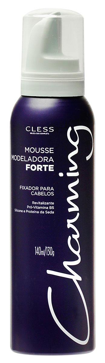 Mousse Modeladora Forte Charming 140ml