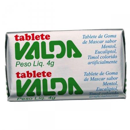Valda Chiclete Tablete