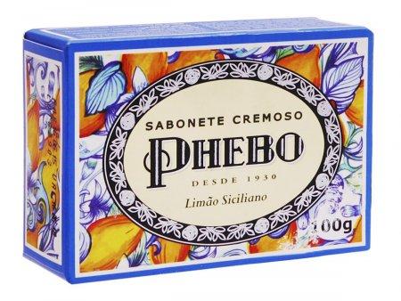 Sabonete Phebo Limão Siciliano