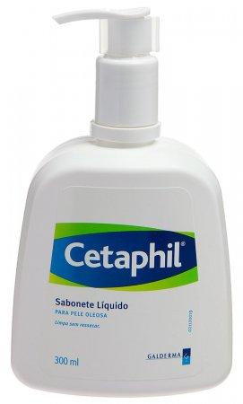Sabonete Líquido Cetaphil Pele Oleosa