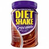 DIET SHAKE CROCANTE SABOR CHOCOLATE CROCANTE 400 G