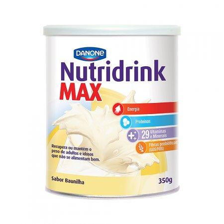 Suplemento Nutricional Sabor Baunilha Nutridrink