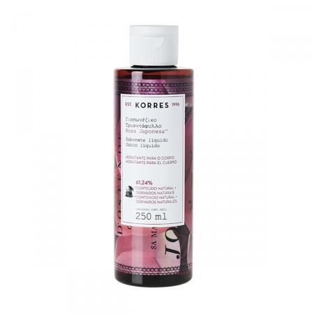 Sabonete Líquido Rosa Japonesa