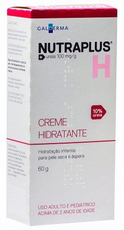 NUTRAPLUS HIDRATANTE PARA PELE SECA 60 G