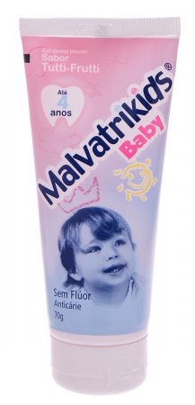 Gel Dental Baby Sabor Tutti-Frutti