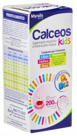 Suplemento Vitamínico Infantil Calceos Kids com 200ml