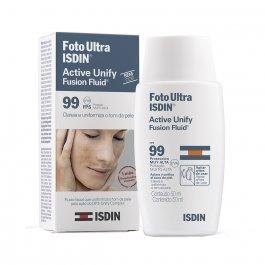 Clareador Facial Isdin Active Unify com 50ml