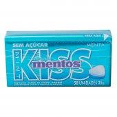MENTOS KISS MENTA 35 G
