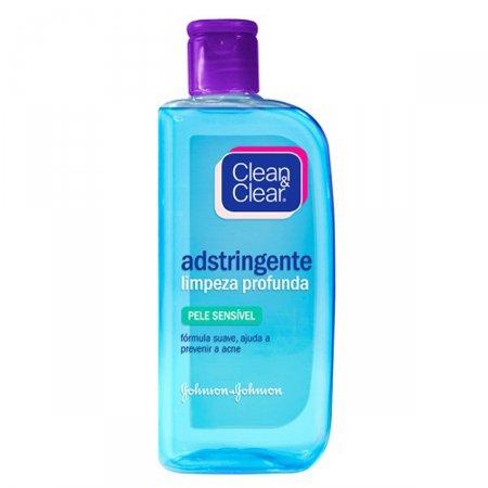 Adstringente Limpeza Profunda Pele Sensível