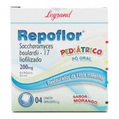 Repoflor 200 mg Pediatrico