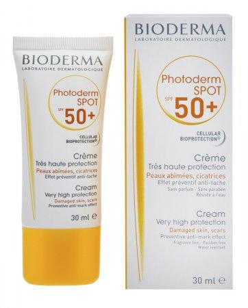 Protetor Solar Bioderma Photoderm Spot FPS50+