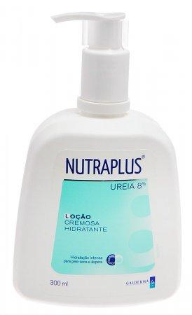 Loção Cremosa Hidratante Nutraplus Pele Seca e Áspera