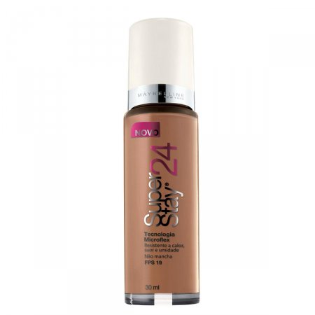 Base SuperStay 24 horas Maybelline Nº120 Cocoa Dark