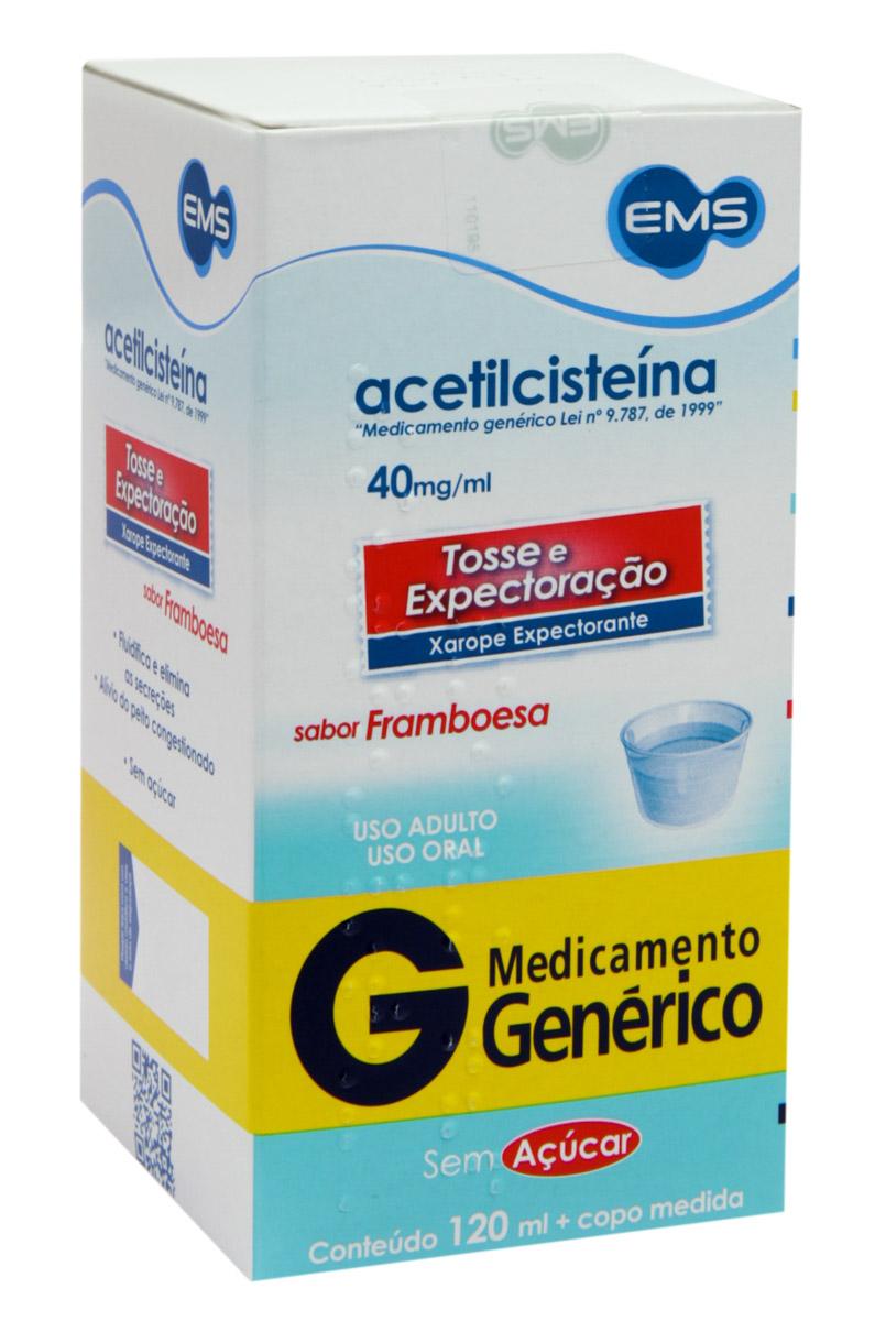 acetilcisteina xarope preco pague menos