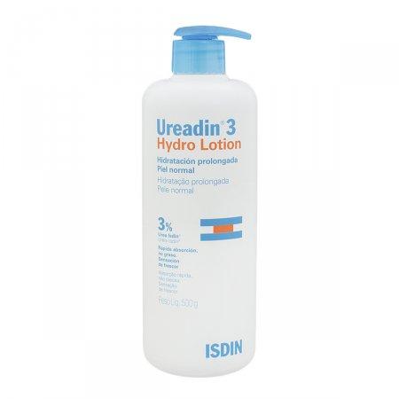 Hidratante Corporal ISDIN Ureadin Hydro Lotion 500g | Drogasil.com